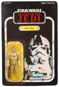 RARE VINTAGE STAR WARS MOC CARDED ACTION FIGURE - AT-AT DRIVER