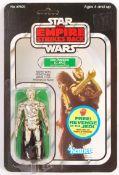 VINTAGE STAR WARS CARDED MOC ACTION FIGURE ' C-3PO'