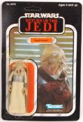 RARE VINTAGE STAR WARS MOC CARDED ACTION FIGURE - SQUID HEAD