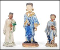 Two Chinese believed Ming dynasty tomb attendant f