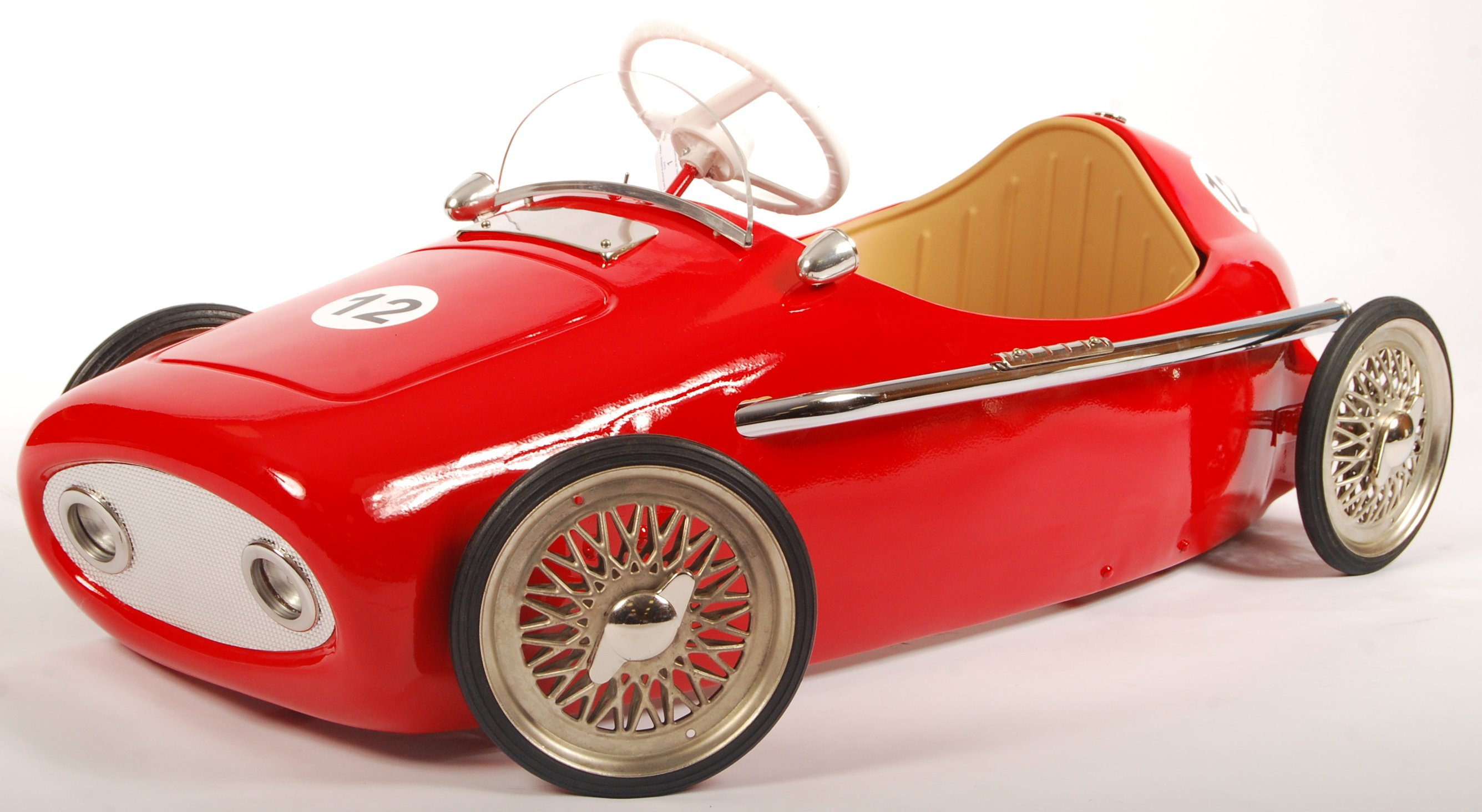Private Collection Of Pedal Cars - Worldwide Delivery Available On All Items, see www.eastbristol.co.uk