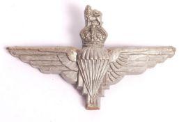 RARE WWII SECOND WORLD WAR PARACHUTE REGIMENT BADGE