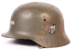 RARE PRE-WWII GERMAN ARMY SPANISH CIVIL WAR STAHLHELM