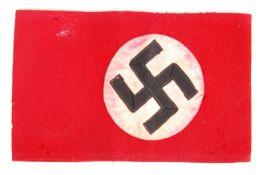 ORIGINAL WWII SECOND WORLD WAR GERMAN ARMY NAZI ARMBAND