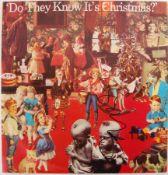 BOB GELDOF - LIVE AID - DO THEY KNOW IT'S CHRISTMA