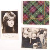 RARE BRISTOL OLD VIC PAUL MCCARTNEY UNSEEN PHOTO & AUTOGRAPHS