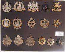 COLLECTION OF TERRITORIAL FORCES BRITISH UNIFORM C