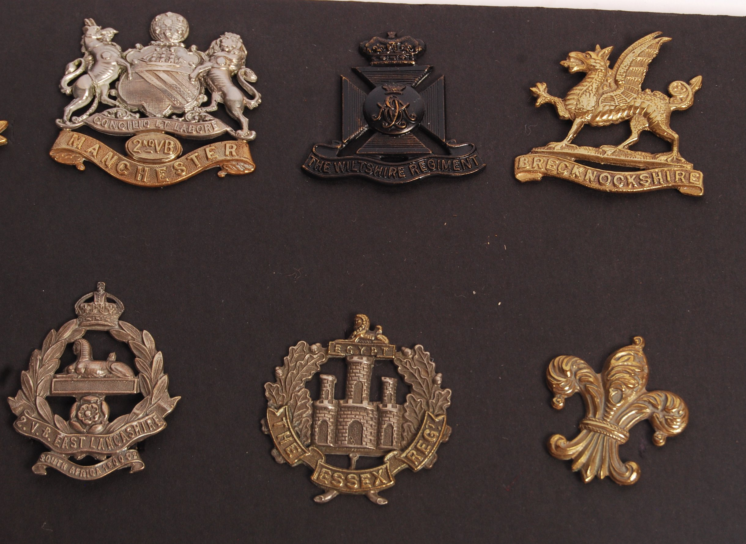 Lot 157 - COLLECTION OF TERRITORIAL FORCES BRITISH UNIFORM C