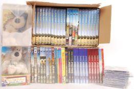 AARDMAN ANIMATION SHAUN THE SHEEP DVD'S AND CD'S