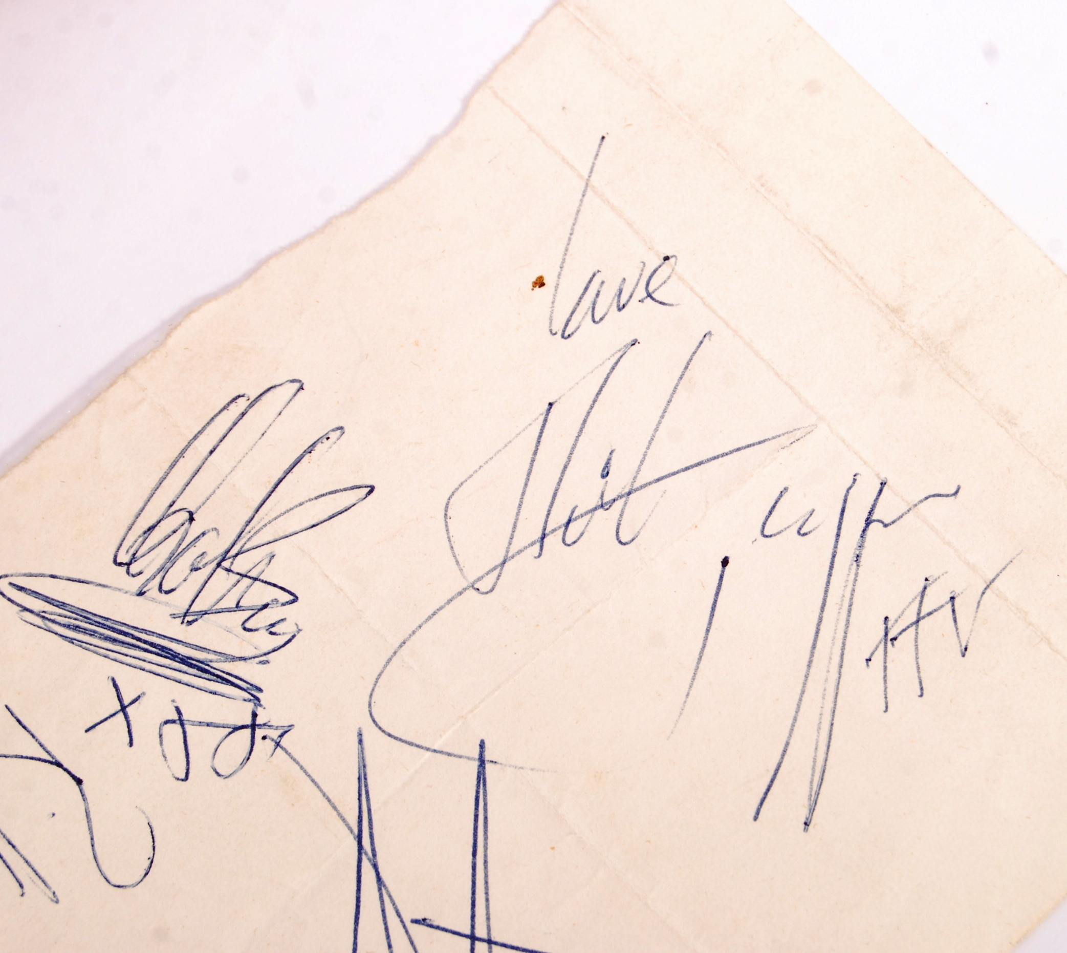 Lot 101 - THE ROLLING STONES - ORIGINAL LINE-UP FULLY AUTOGR