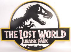 ORIGINAL JURASSIC PARK LOST WORLD MOVIE PREMIER SI