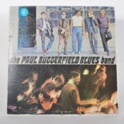 Vinyl long play LP record album by The Paul Butter