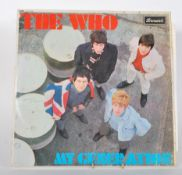 Vinyl long play LP record album by The Who – My Ge