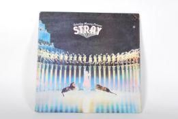 Vinyl long play LP record album by Stray – Saturda