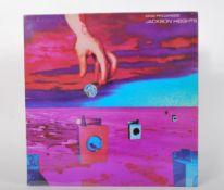 Vinyl long play LP record album by Jackson Heights
