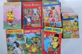 A large collection of vintage 20th Century Sunny S