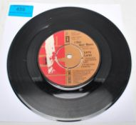 """Vinyl 7"""" 45 RPM single record by Larry Lurex (Fred"""