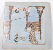 Vinyl long play LP record album by Genesis – Tresp