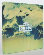 "A 45rpm vinyl 7"" singles box set by Oasis - Big Br"