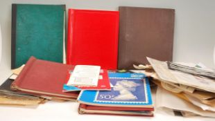 A large collection of pre decimal stamps dating fr