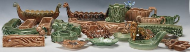 A collection ofvintage 20th century Wade ceramics
