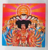 Vinyl long play LP record album by The Jimi Hendri
