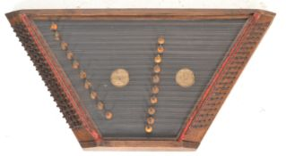 A late 19th / early 20th Century stringed musical