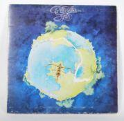 Vinyl long play LP record album by Yes – Fragile –