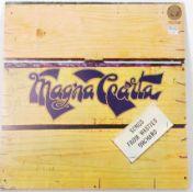 Vinyl long play LP record album by Magna Carta – S