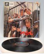 Vinyl long play LP record album by Yardbirds – Fiv