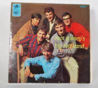 Vinyl long play LP record album by Zoot Money's Bi