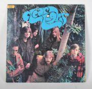Vinyl long play LP record album by Clear Light – C