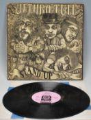 Vinyl long play LP record album by Jethro Tull – S