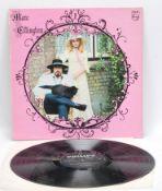 Vinyl long play LP record album by Marc Ellington