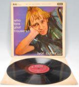 Vinyl long play LP record album by Ivor Cutler O.M