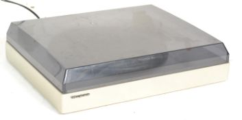 A retro 20th CenturyWharfedale WTT-3039 Turntable