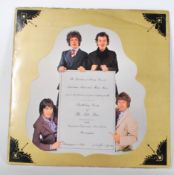 Vinyl long play LP record album by The Idle Race –