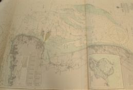 Local Interest - Vintage 20th Century tidal charts