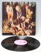 Vinyl long play LP record album by Jethro Tull – T