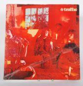 Vinyl long play LP record album by Traffic – Mr. F