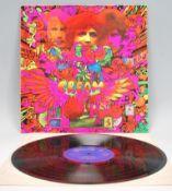 Vinyl long play LP record album by Cream – Disrael