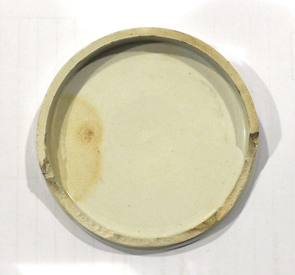 Lot 150 - A 'Boots Cold Cream Cash Chemists' pot lid and twenty-seven similar 19th century advertising pot