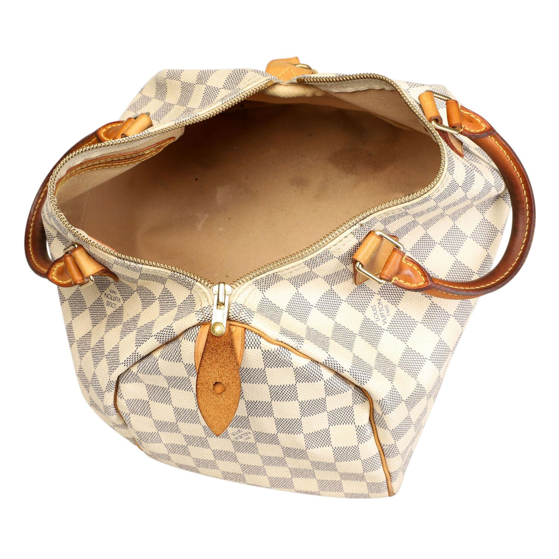 """Lot 10 - LOUIS VUITTON Handtasche """"SPEEDY 30"""", Koll. 2009.Akt. NP.: 800,-€. Akt. nicht mehr erhältlich."""