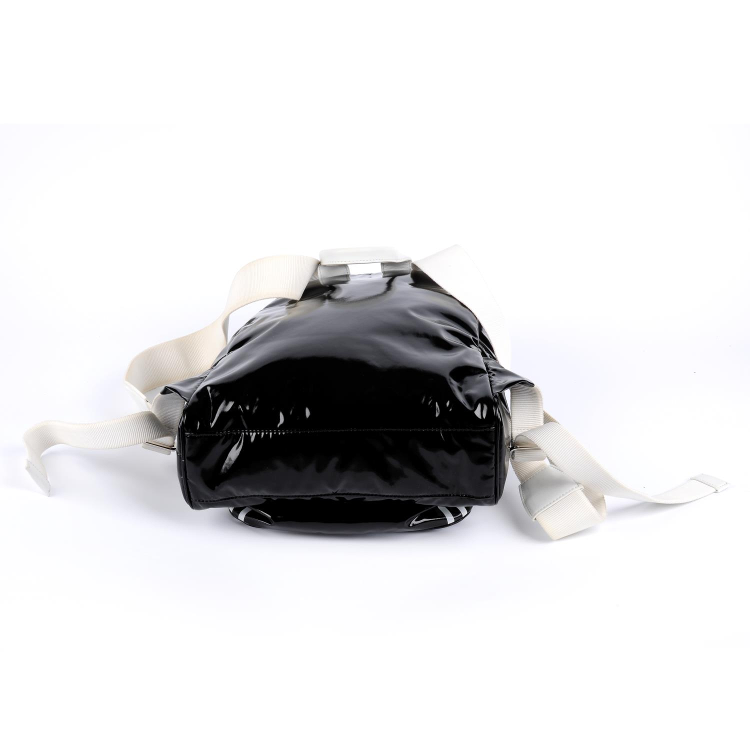 Lot 59 - CHANEL - a backpack.
