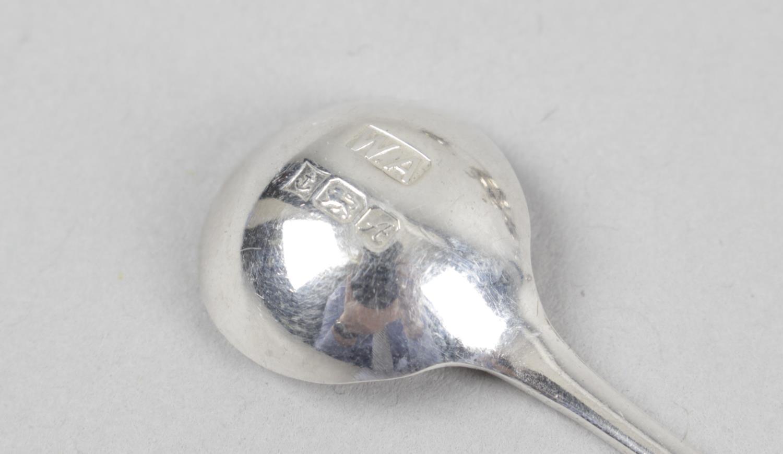 Lot 159 - A modern silver part condiment set,