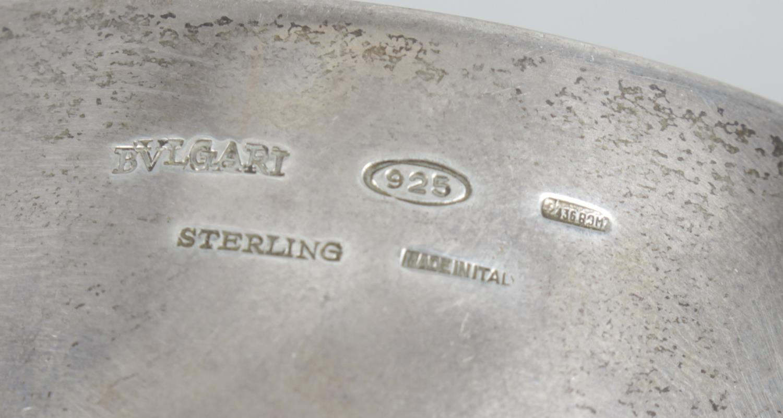 Lot 177 - A pair of modern Italian silver tumbler cups,