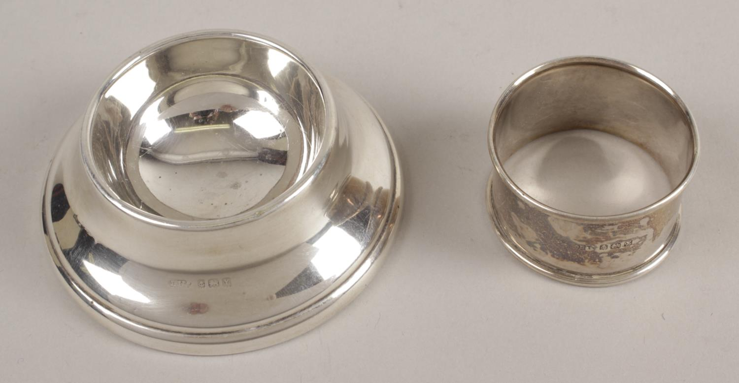 Lot 168 - A late Victorian silver dish of shell form,