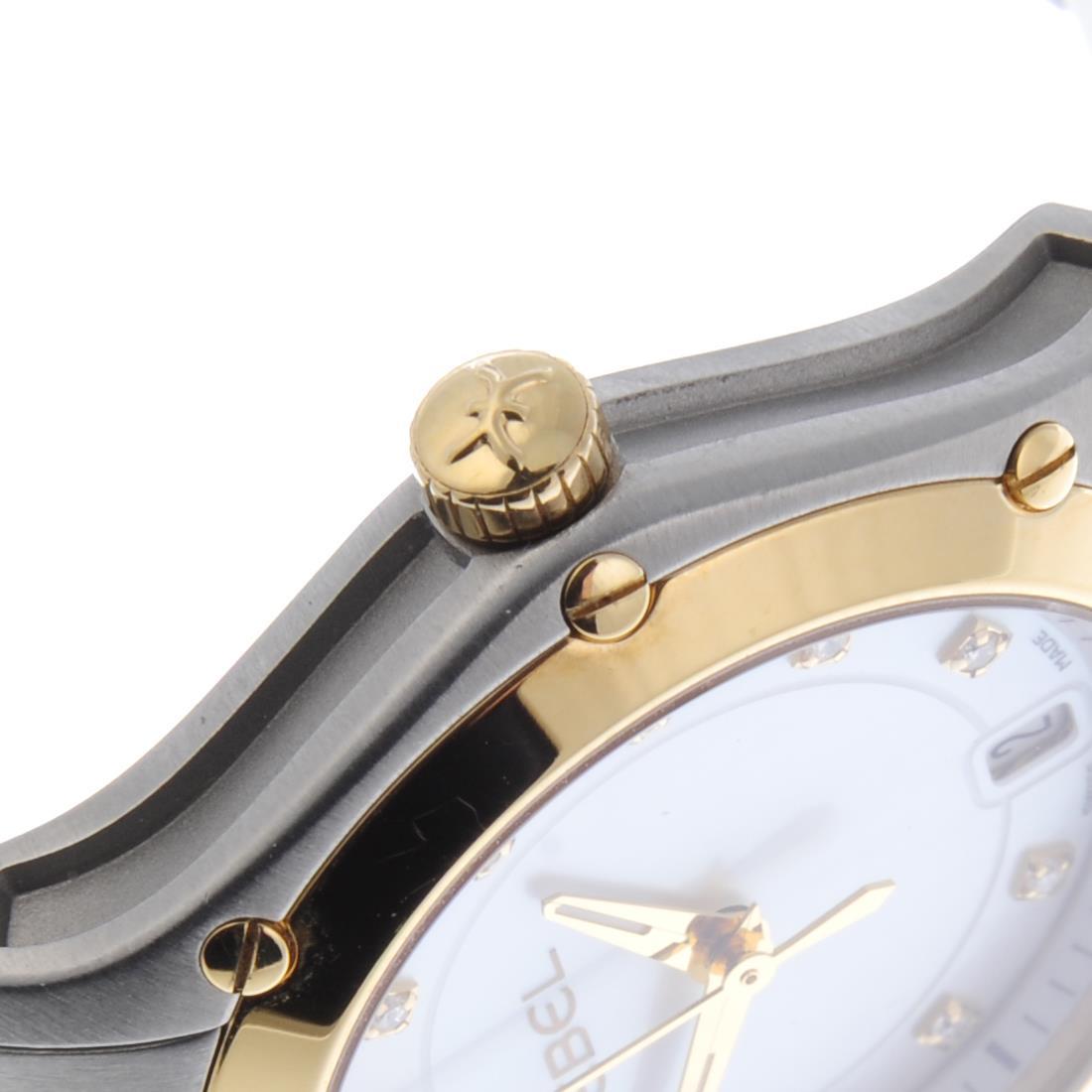 Lot 31 - EBEL - a lady's Classic Sport bracelet watch.