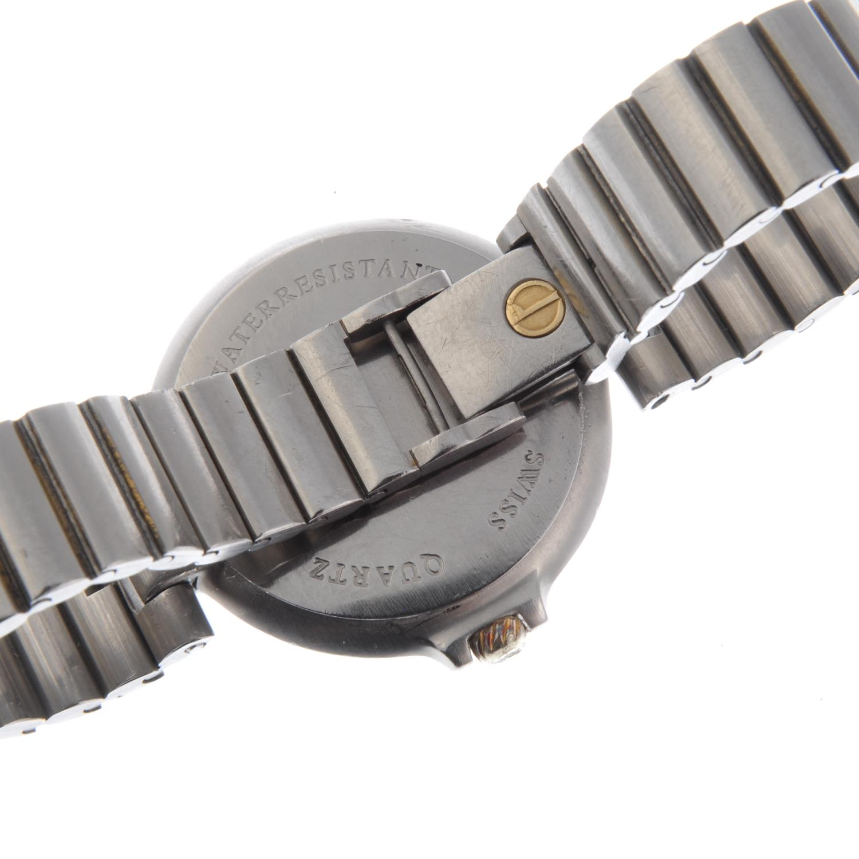 Lot 28 - DUNHILL - a Millennium bracelet watch.