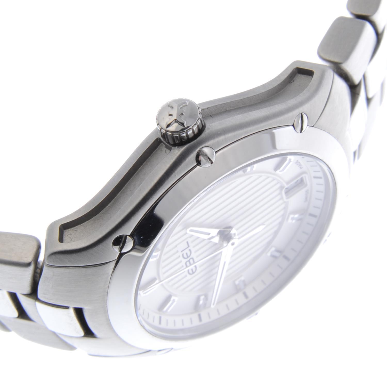 Lot 33 - EBEL - a lady's Classic Sport bracelet watch.